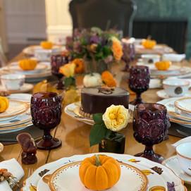 Setting the Seasonal Table