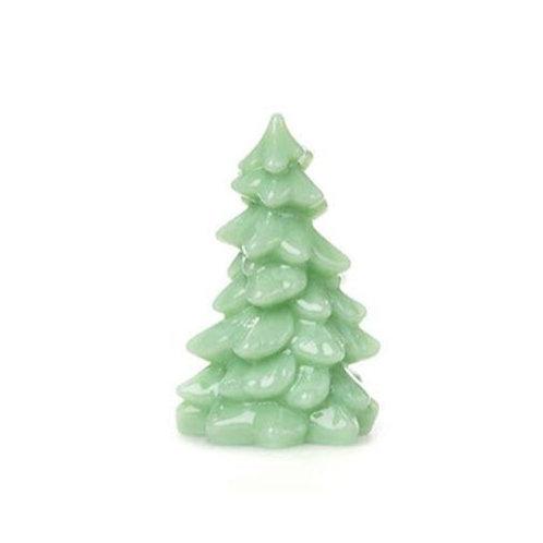Mosser Glass 'Small Tree' in Jadeite