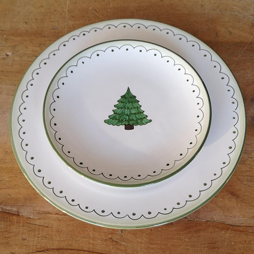 'Tree' Dinner Plate (Individual)