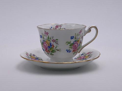 Vintage 'Royal Standard' Teacup & Saucer