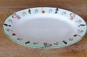Bunny Oval Plate.JPG