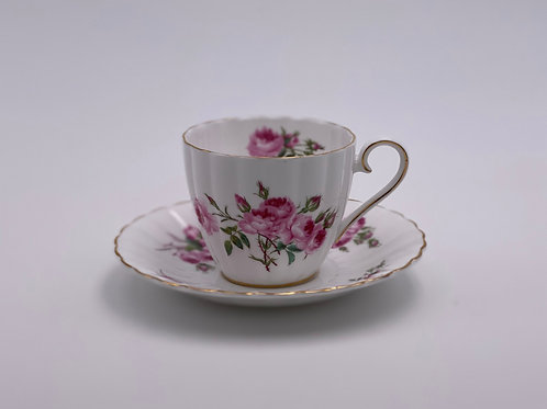 Vintage 'Royal Tuscan' Teacup & Saucer