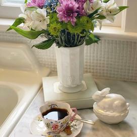 Flowers & Teacups