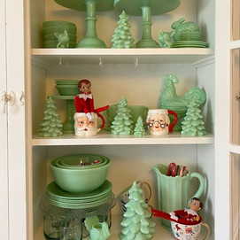 Deck the Halls with Jadeite and Holly
