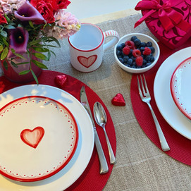 A Valentine's Day Brunch