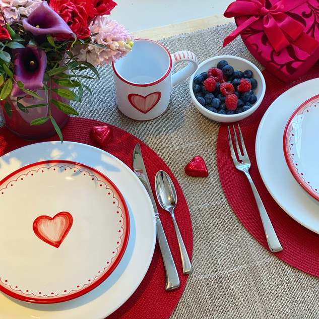 A Valentine's Day Brunch