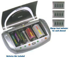 Battery Charger MW6278