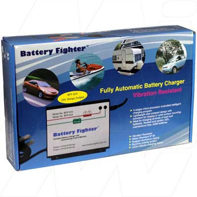 BFPO24 Battery Fighter model  24V 3A output