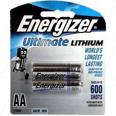 Lithium Consumer Battery L91-BP2T Qty 2