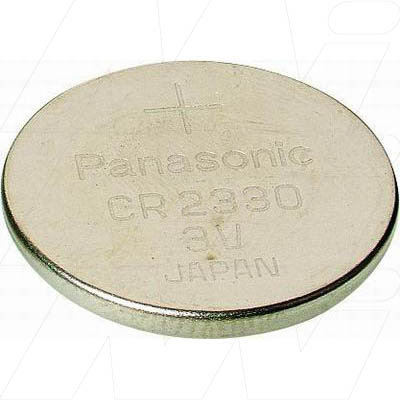 Lithium 3V Coin Cell CR2330(P)