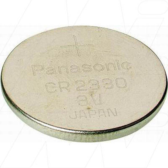 Pro Lamps Nsw Pty Ltd: Lithium 3V Coin Cell CR2330(P)