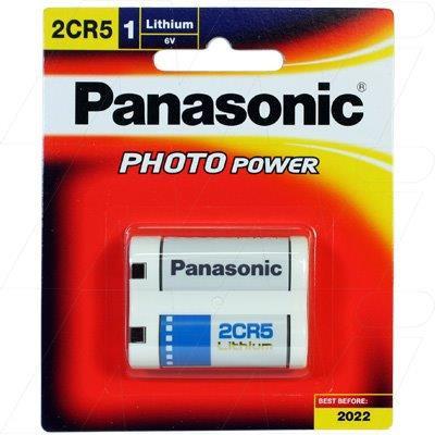 Panasonic 2CR5-BP1