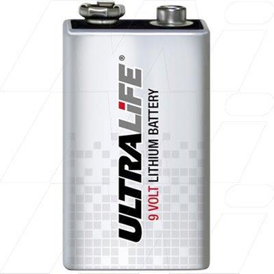 Lithium Consumer Battery U9VLJP-BULK