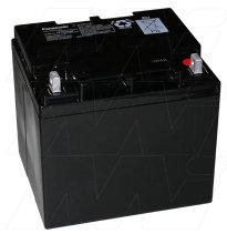 12v 38Ah Panasonic LC-SC1238P Battery