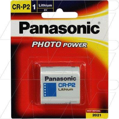 Panasonic CR-P2-BP1