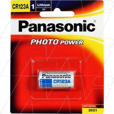 Panasonic CR123A-BP1