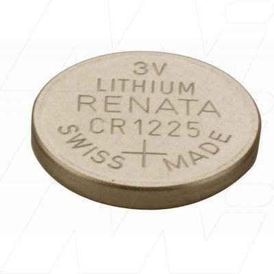 Lithium 3V Coin Cell BR1225(R)