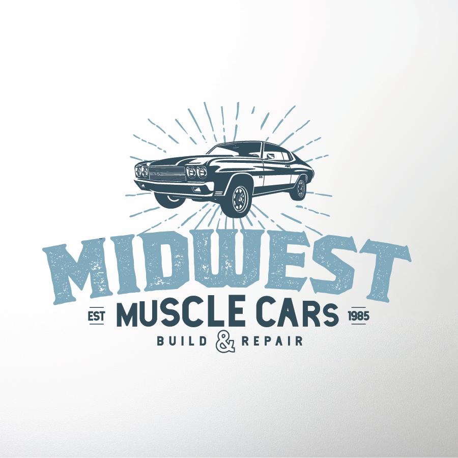 CairoDesign 2020 Midwest Muscle Cars Log
