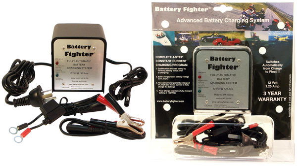BFA012 - SLA Battery Lower Output Type Charger