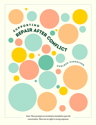 Repair After Conflict
