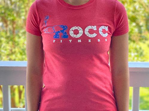 ROCC Fitness T-Shirt Women