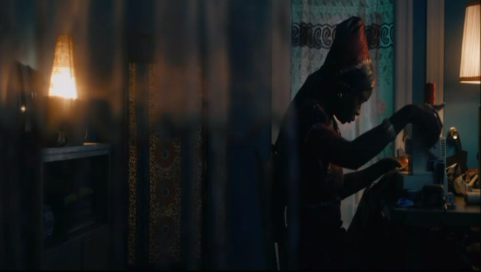 Do Caos às Cores - o cinema africano de Andrew Dosunmu, por Naiara Paula