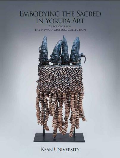 Incorporando o sagrado na arte Yorubá, tradução de Naiara Paula