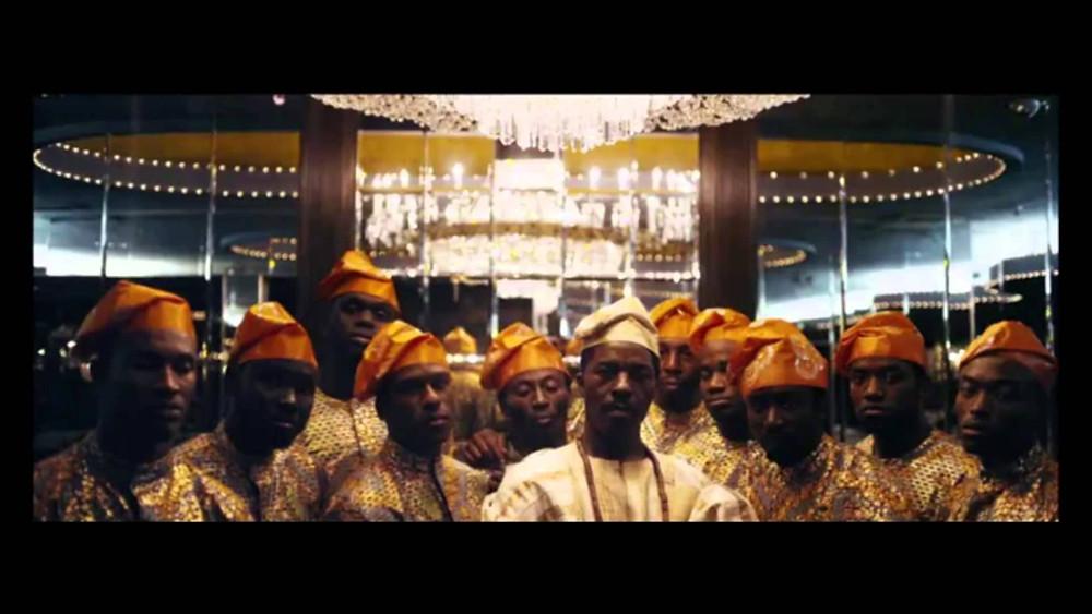 Do Caos às cores-o cinema africano de Andrew Dosunmu, Naiara Paula