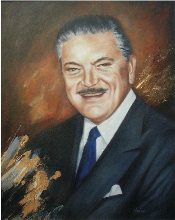 Don Humberto Martínez de León