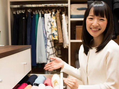 Three ways to 'Marie Kondo' your spending habits