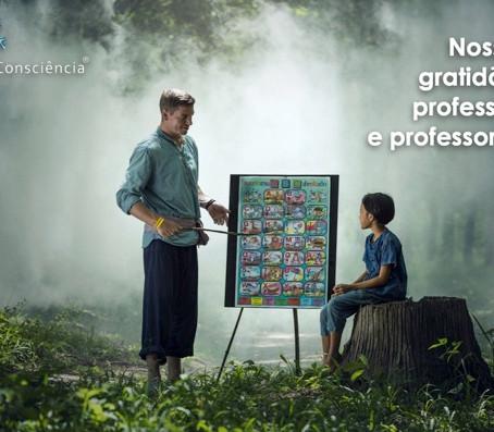 Ser professor entre estresse, amor e regras