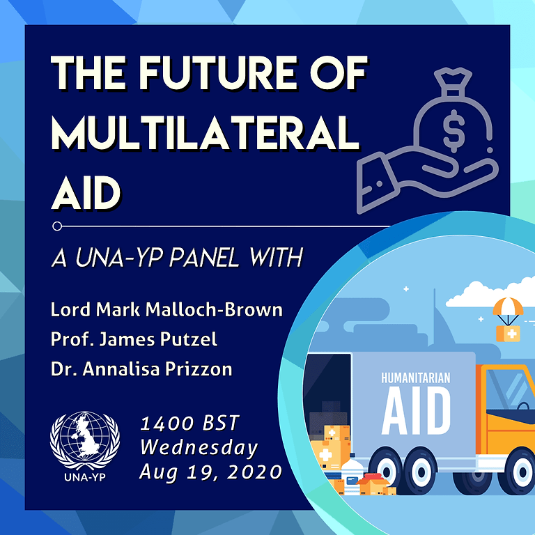 Future of Multilateral Aid