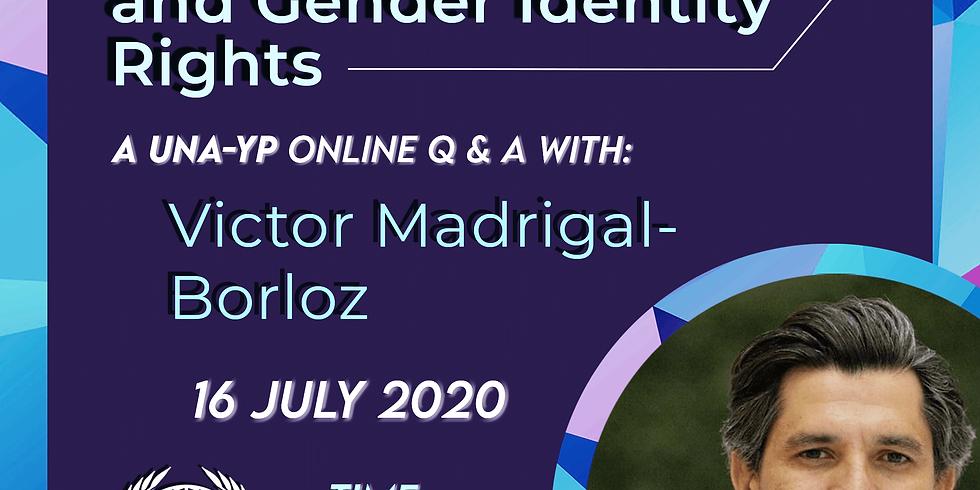 Victor Madrigal-Borloz