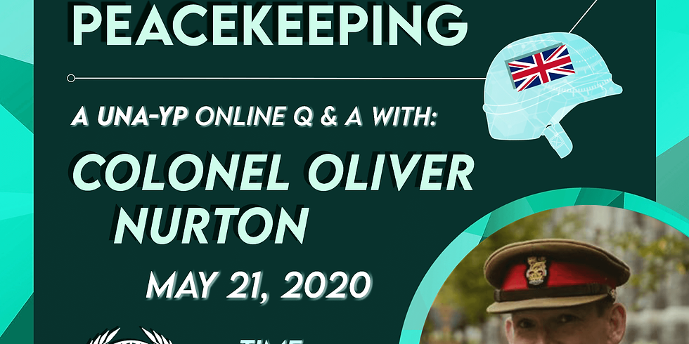 Colonel Oliver Nurton