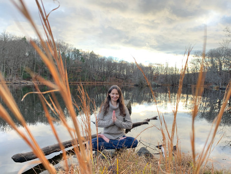 My Journey - How Yoga Helped Me with My Anxiety and Autoimmune Condition.