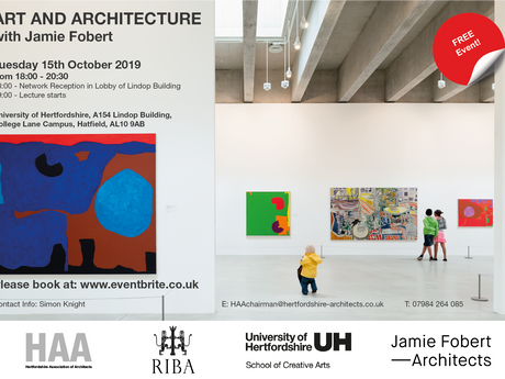 Art and Architecture with Jamie Fobert