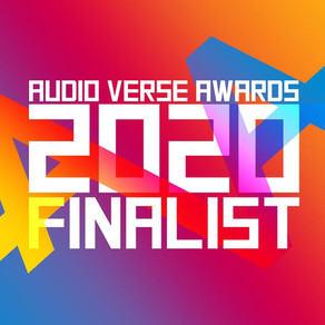 (exp)lore is a Finalist for the Audio Verse Awards