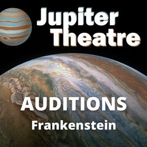 Auditions for Workshop of Frankenstein