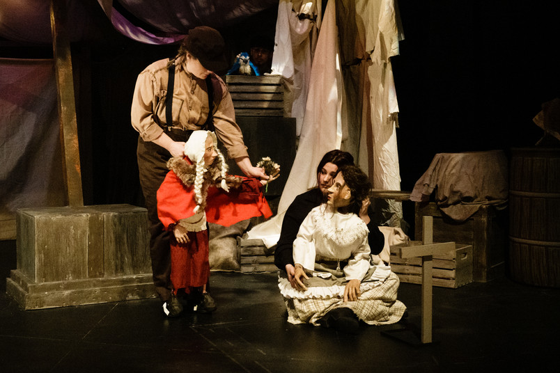 The Robber Bridegroom, Jupiter Theatre (Calgary)