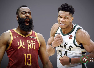 Why Giannis is the NBA MVP