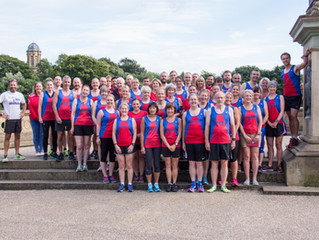 Baildon Runners Handicap Club Night
