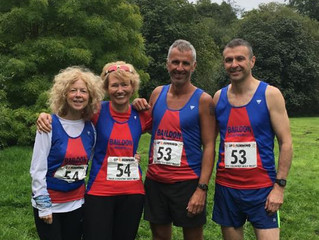 Leeds Country Way Relay 2017