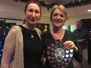 Baildon Runners Awards Ceremony and Christmas Party 2017