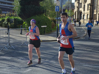 Jane pushes boundaries in the Bradford Half Marathon 2017