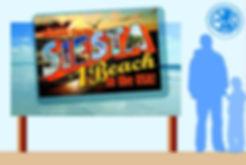 Siesta #1 Beach Boro