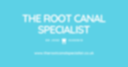 the root canal specialist
