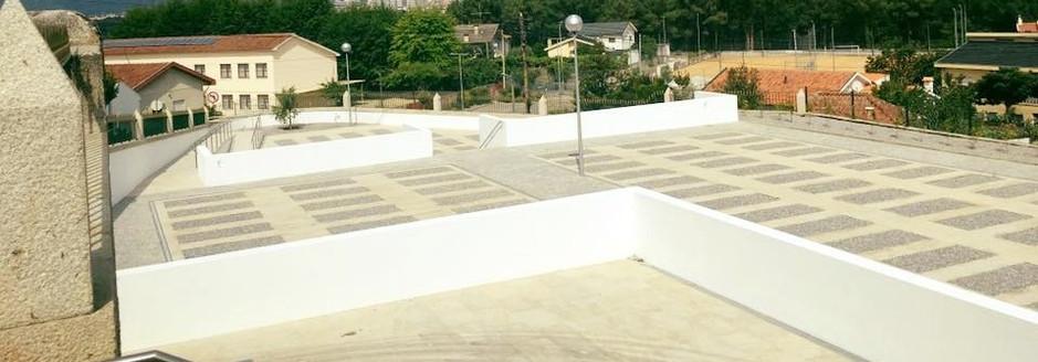 Cemitério - Rio Covo Santa Eugénia
