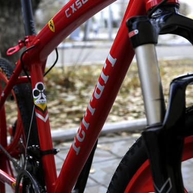 Прокат велосипедов в Геленджике, Голубой бухте