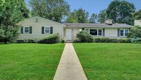 House For Sale N Lincoln Ave, Elberon, NJ Enormous Property Size! Huge 100x216 Lot