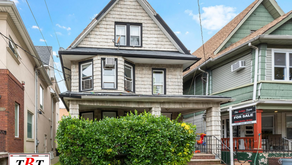 1456 East 12th Street  3 Family Home  2 bedroom over 3 bedroom over 2 bedroom  Asking :1.350 M